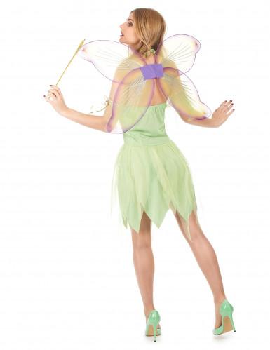 Grøn fe - udklædning voksen-2