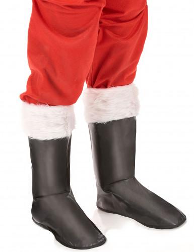 Overtræksstøvler Julemand Voksen