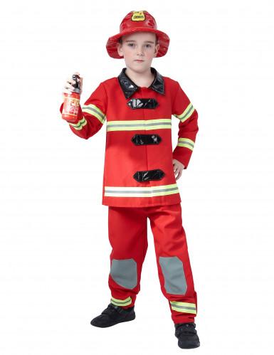 Brandmand - udklædning til børn