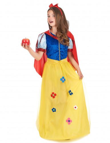 Æbleprinsessen - Eventyrligt prinsessekostume til piger