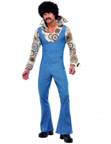 Udklædning 70'erne Disko Mand