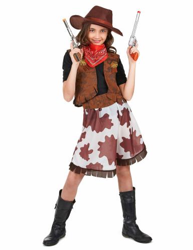 Cowgirl - udklædning til børn