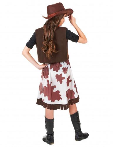 Cowgirl - udklædning til børn-2