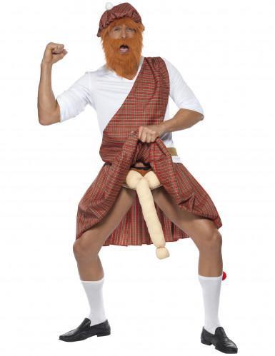 Kostume skotsk mand humoristisk