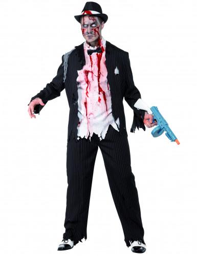 Zombie-gangster i Charlestonstil Voksen Halloween
