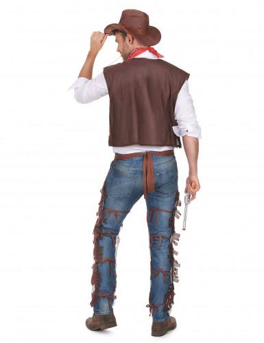 Cowboydragt Mænd-2