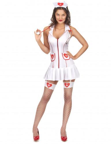 Sexet sygeplejerskedragt