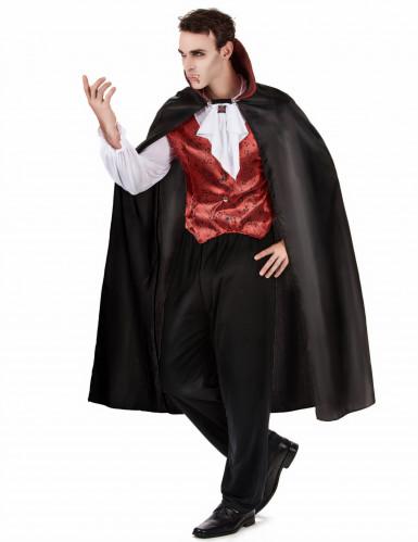 Halloween vampyrkostume til mænd -1