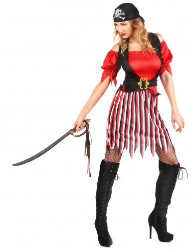 Piratdragt Kvinder