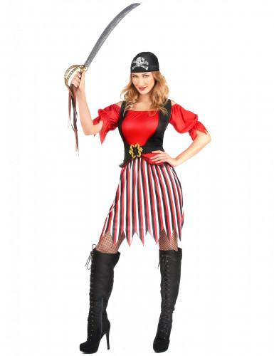 Piratdragt Kvinder-1
