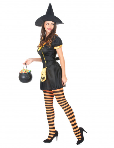 Græskar Dame Kostume-1
