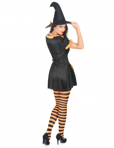 Græskar Dame Kostume-2