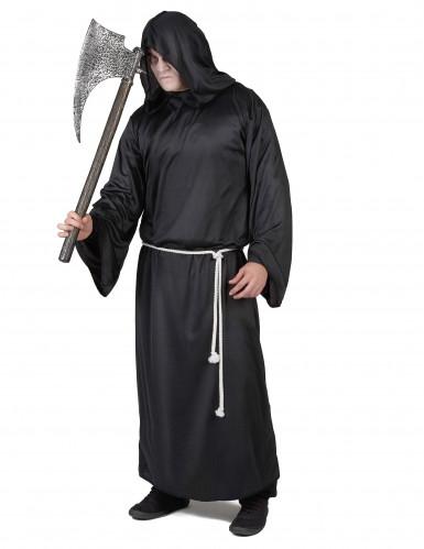 Dyster bøddeldragt - Halloween døden kostume til mænd -1