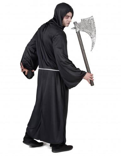 Dyster bøddeldragt - Halloween døden kostume til mænd -2