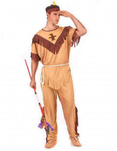 Indianermand Kostume