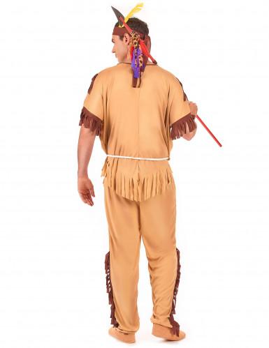 Indianermand Kostume-2