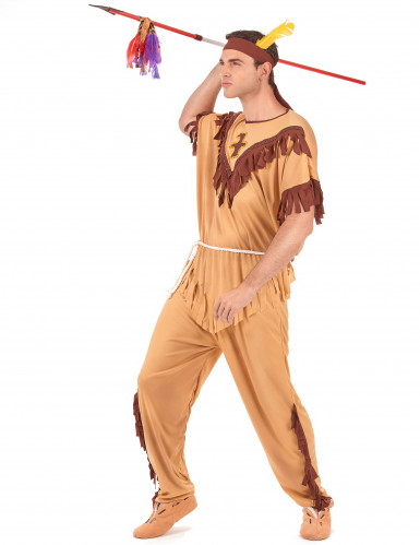 Indianermand Kostume-1