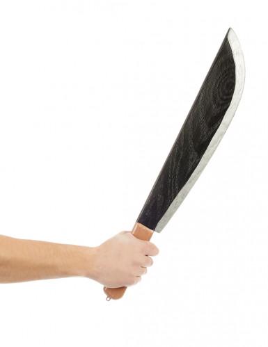 Manchetkniv af plast-1