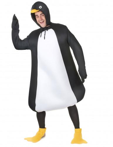 Pingvindragt Voksne-1