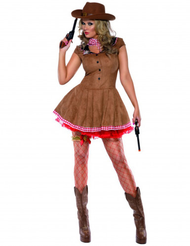 Udklædning sød cowgirl