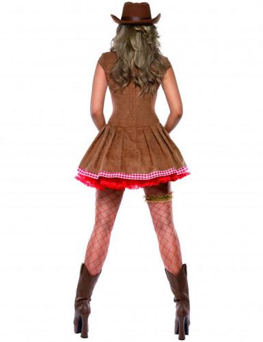 Udklædning sød cowgirl-1