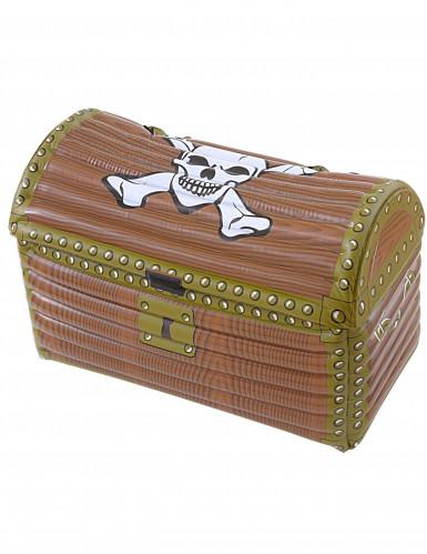 Oppustelig piratkuffert køler-1