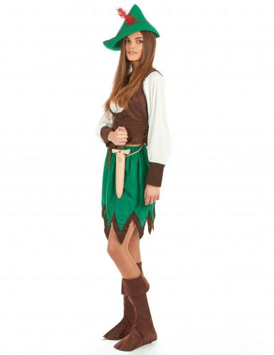 Skovens dronning Kostume-1
