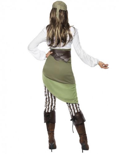 Pirat Dame Kostume-2