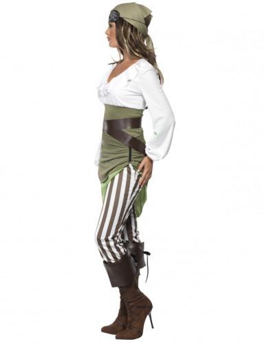 Pirat Dame Kostume-1