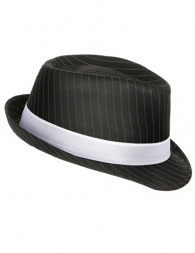 Sortstribet gangster hat til voksne
