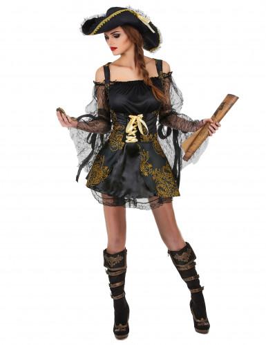 Piratdragt Kvinde
