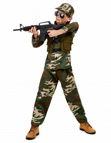 Soldat - udklædning til børn-1