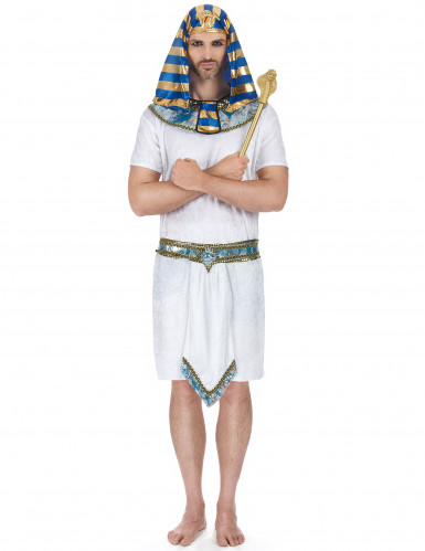 Egyptisk faraokostume Mand