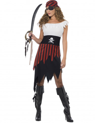 Cool piratkostume voksen