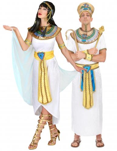 Parkostume Egyptisk Dronning og Konge