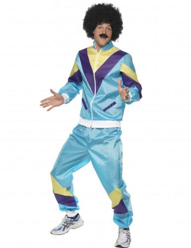 80'er-kostume mand