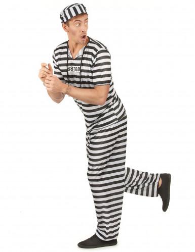 Fængsels parkostume til voksne -1