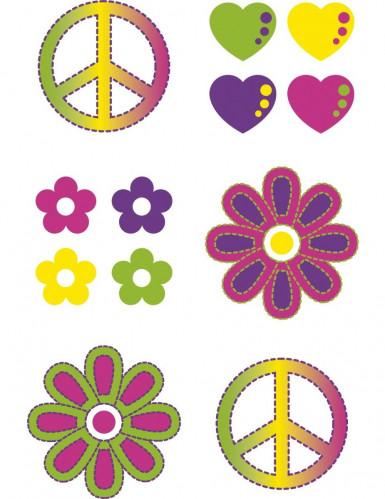 Tatoveringer tilfældige hippie-1