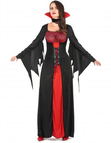 Dødninge vampyrkjole til kvinder