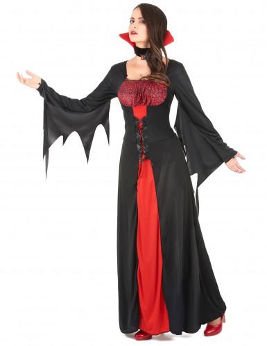 Dødninge vampyrkjole til kvinder-1