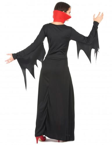Dødninge vampyrkjole til kvinder-2