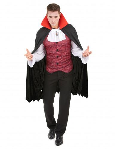 Vampyrdragt Man Halloween