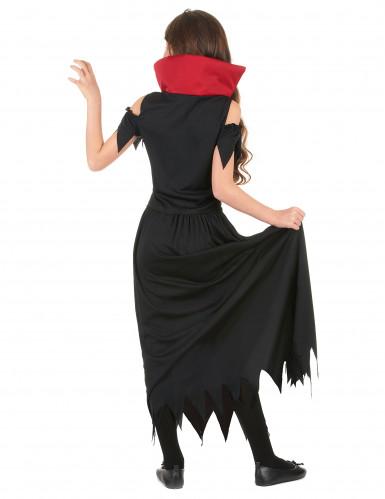 Halloween vampyr-kostume til piger-2