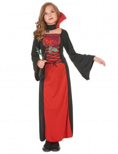 Kostume vampyr til piger Halloween