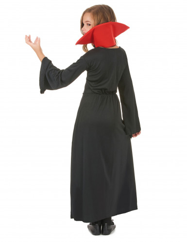 Kostume vampyr til piger Halloween-2