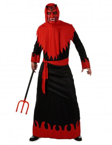 Djævledragt Halloween Mænd