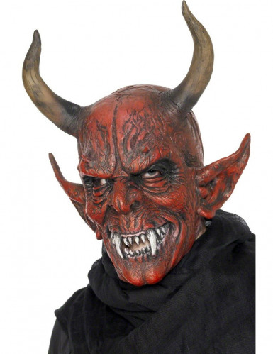 Maske dæmon voksen Halloween