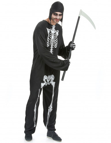 Skeletdragt Mand Halloween