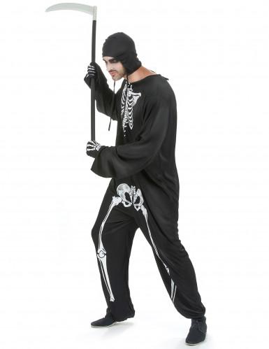 Skeletdragt Mand Halloween-1