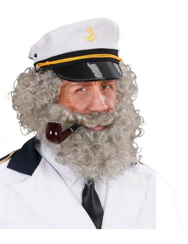 Skæg og moustache voksen mand